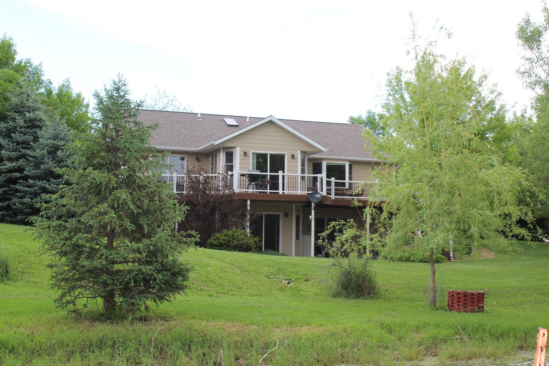 STURGIS SD COUNTRY HOME FOR SALE WITH LAND BLACK HILLS OF SD