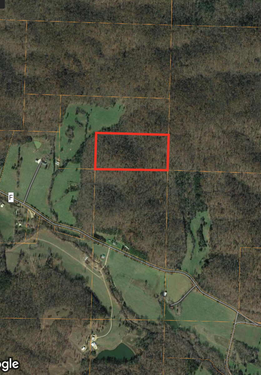 20 ACRES LANDLOCKED WOODS: