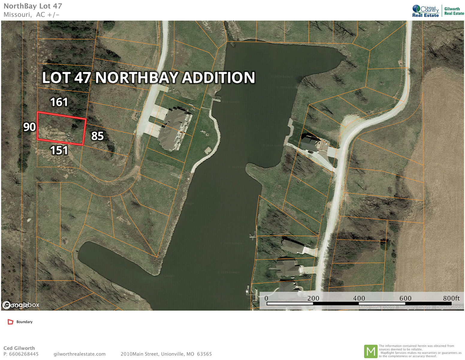 Lake Thunderhead Lake Lot For Sale