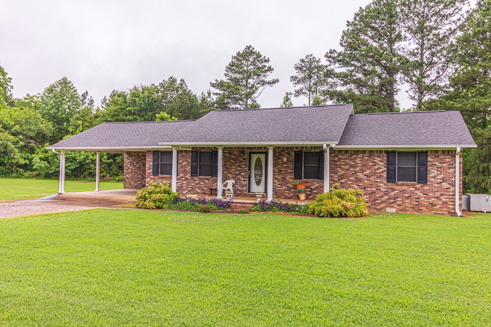 Classic Brick Home on 2.37 Acres in the Country