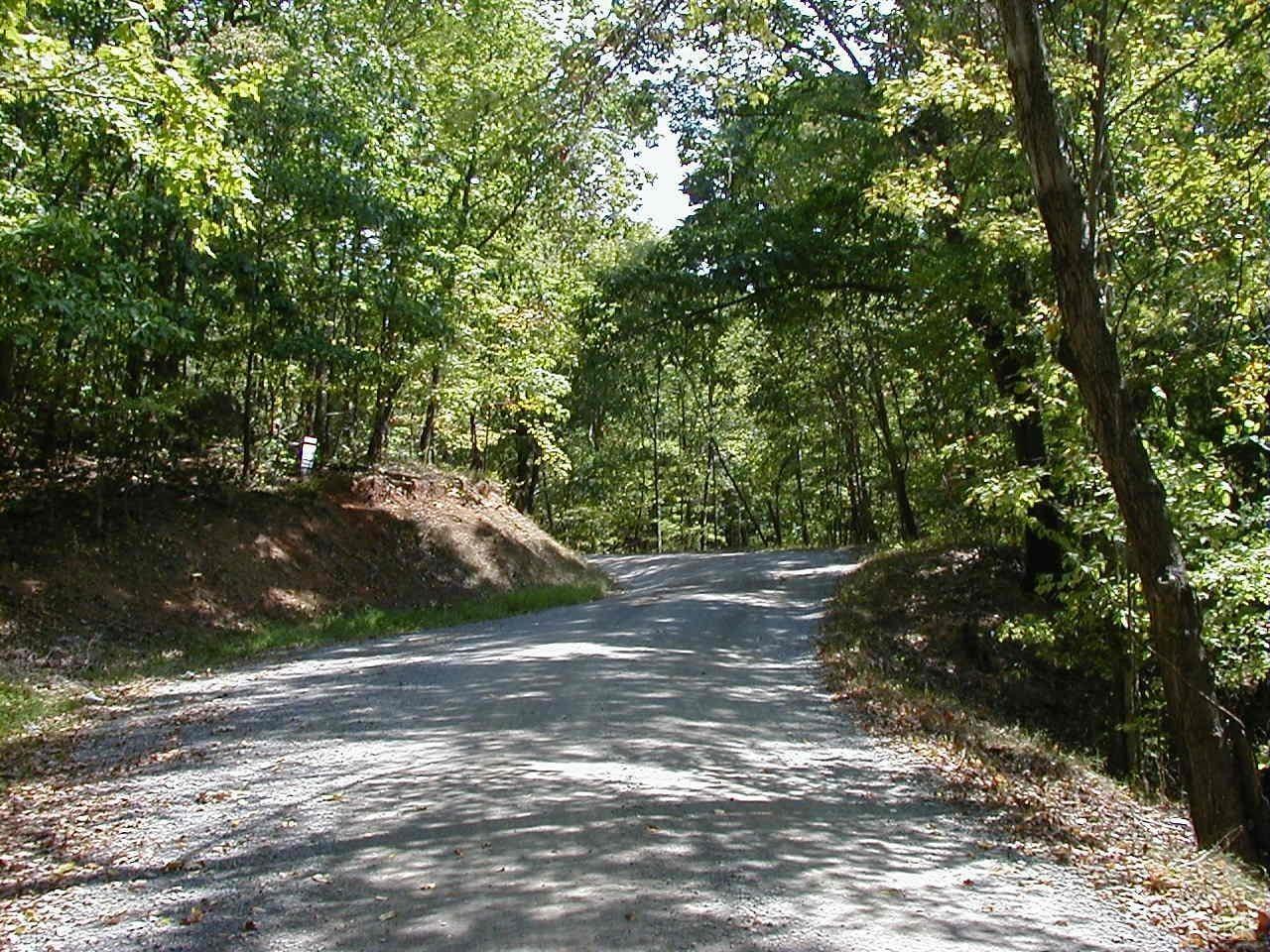 Wooded Mountain Land Near Smith Mountain Lake