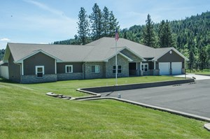 PERFECT MT. IDAHO VIEW COUNTRY HOME ESTATE