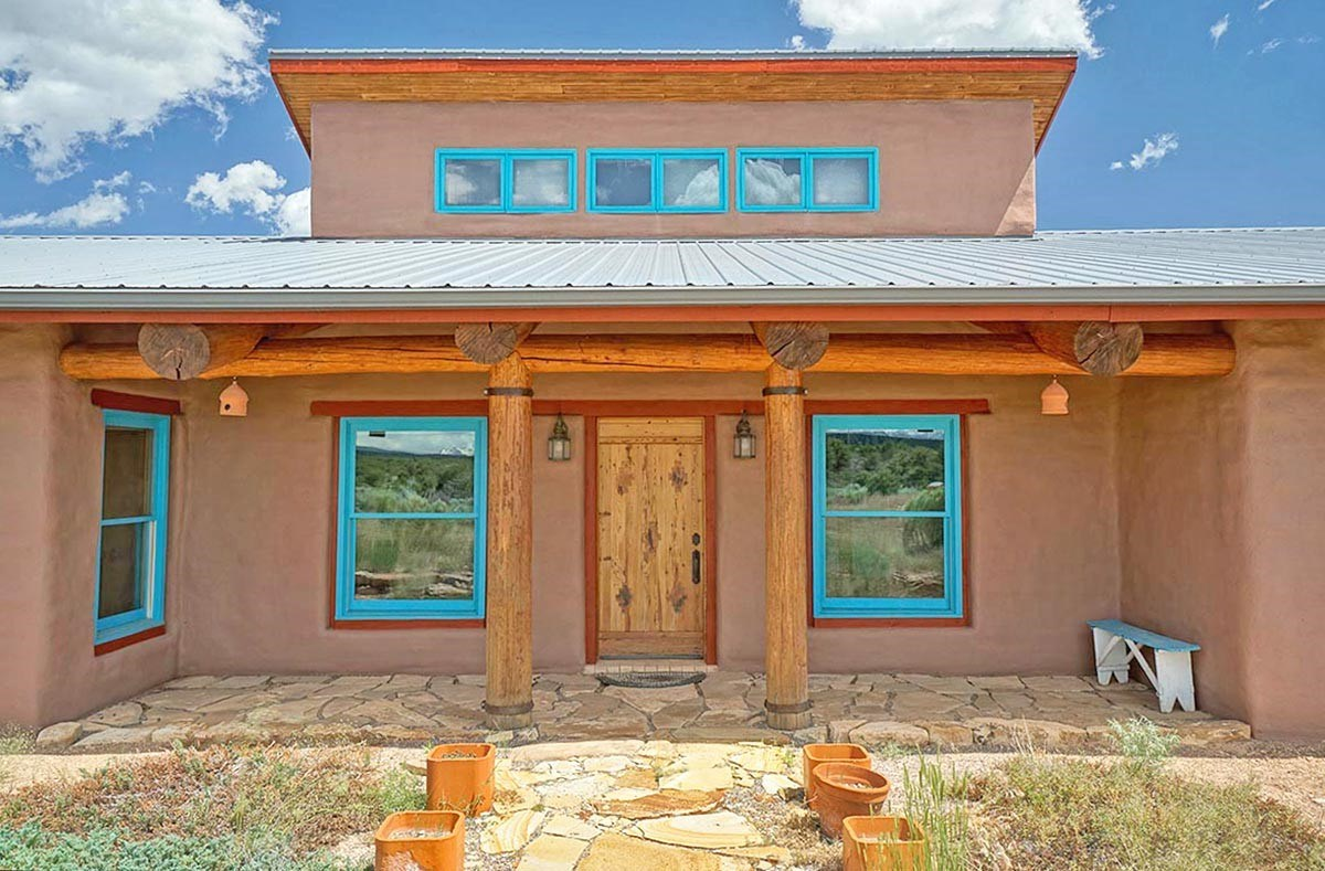 Ranch Style Home on 40 Acres For Sale South of Montrose CO