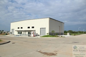 WAREHOUSE FOR SALE IN TOCUMEN PANAMA