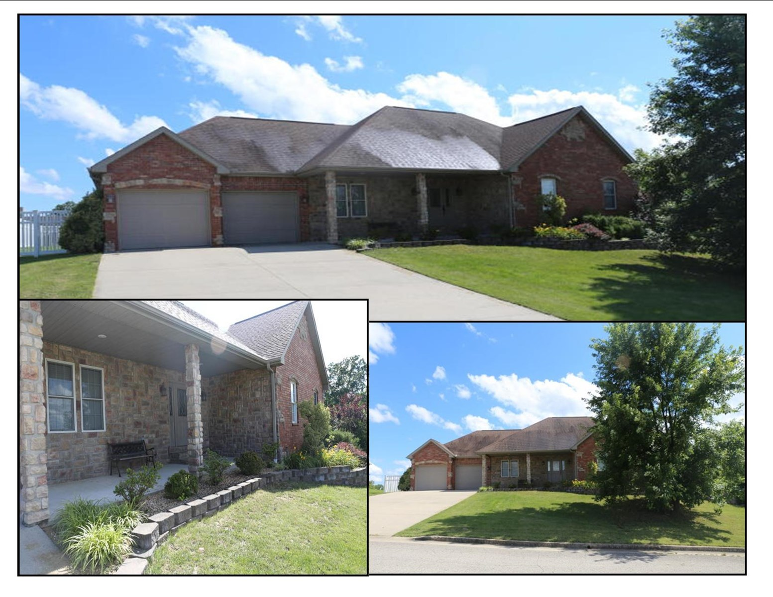 Custom Home in Millwood Subdivision, West Plains, MO - 4 BR