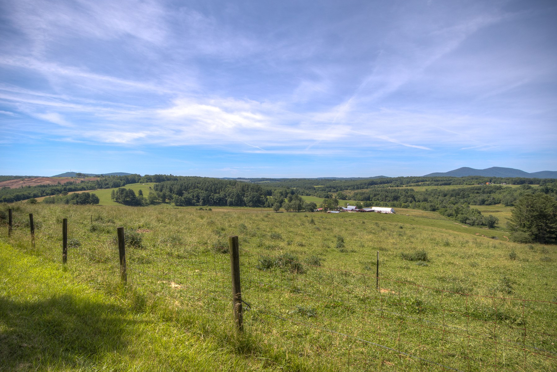 200+ Acre Working Farm with Magnificent Views