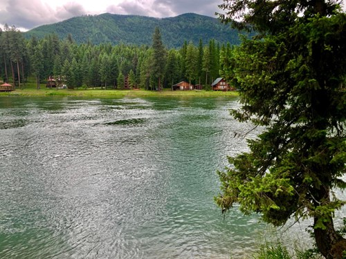 RIVER FRONT PROPERTY FOR SALE IN MONTANA