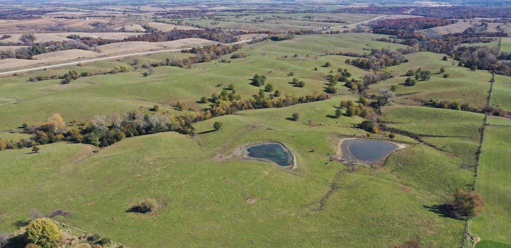 Pasture For Sale in Southern Iowa with Deer & Turkey Hunting