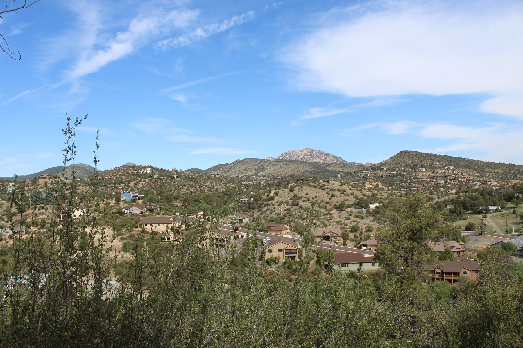 Homesite with Views for sale in Prescott AZ