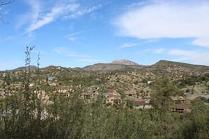 HOMESITE WITH VIEWS FOR SALE IN PRESCOTT AZ