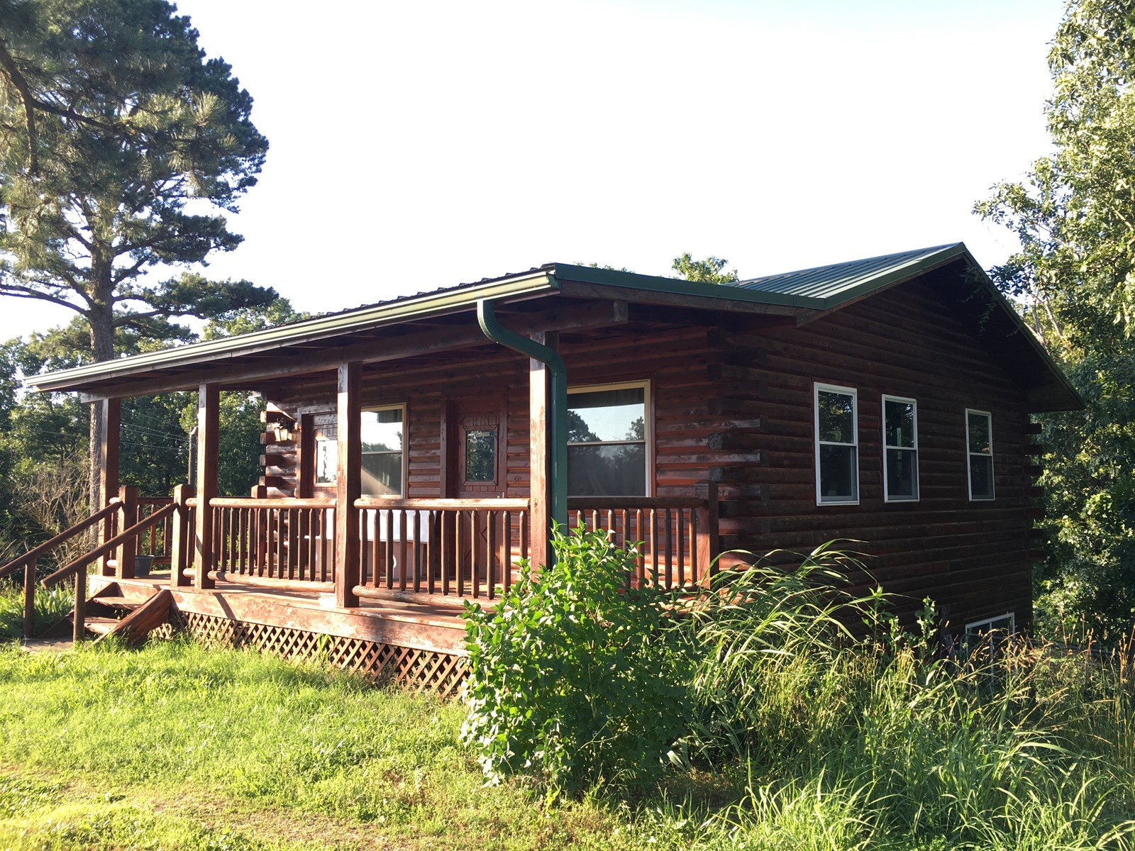 Cabin for sale in the Ozarks