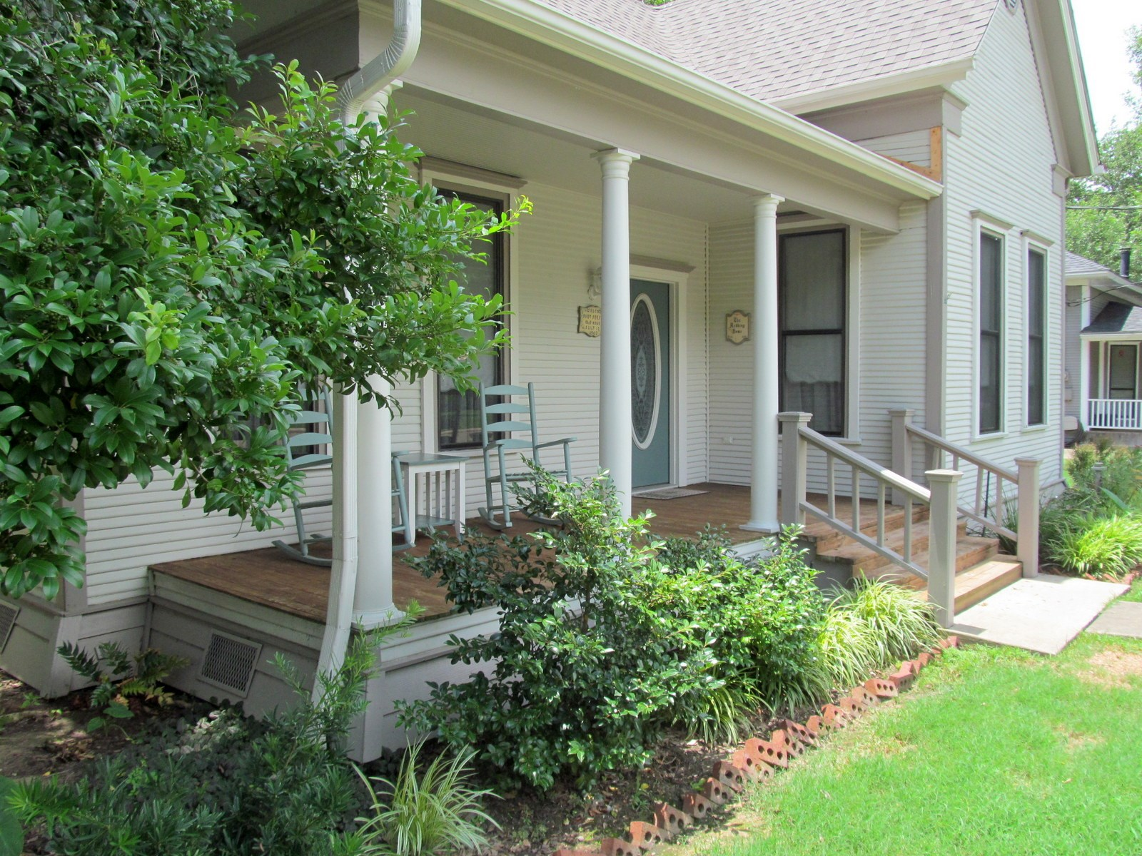 MOVE IN READY HISTORICAL HOME WINNSBORO, TEXAS - WOOD COUNTY