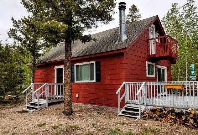 Northern Colorado Mountain Retreat