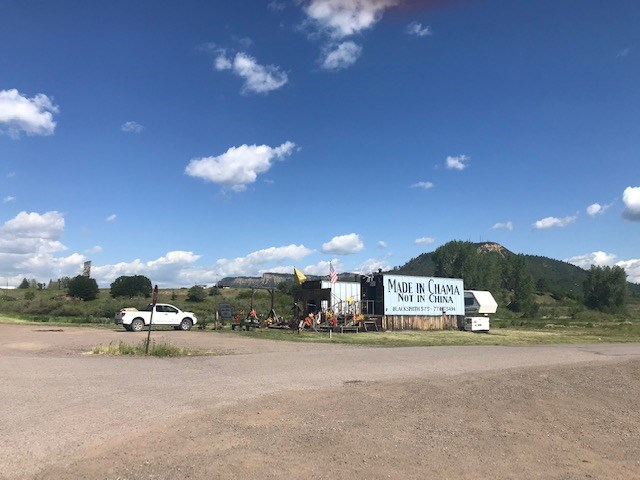 Commercial Land for Sale West of Chama NM