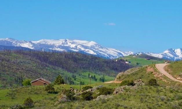 Northern Colorado Acreage