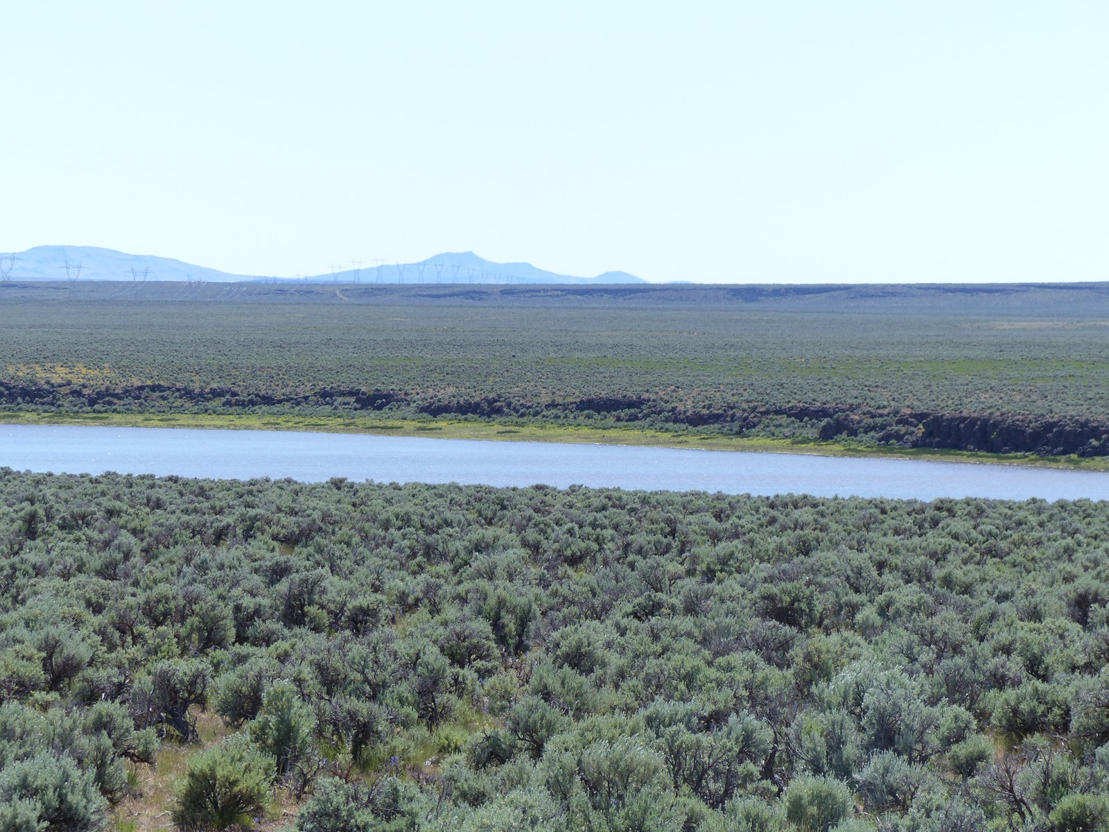 160 ACRES SOUTHWEST OF BURNS OREGON