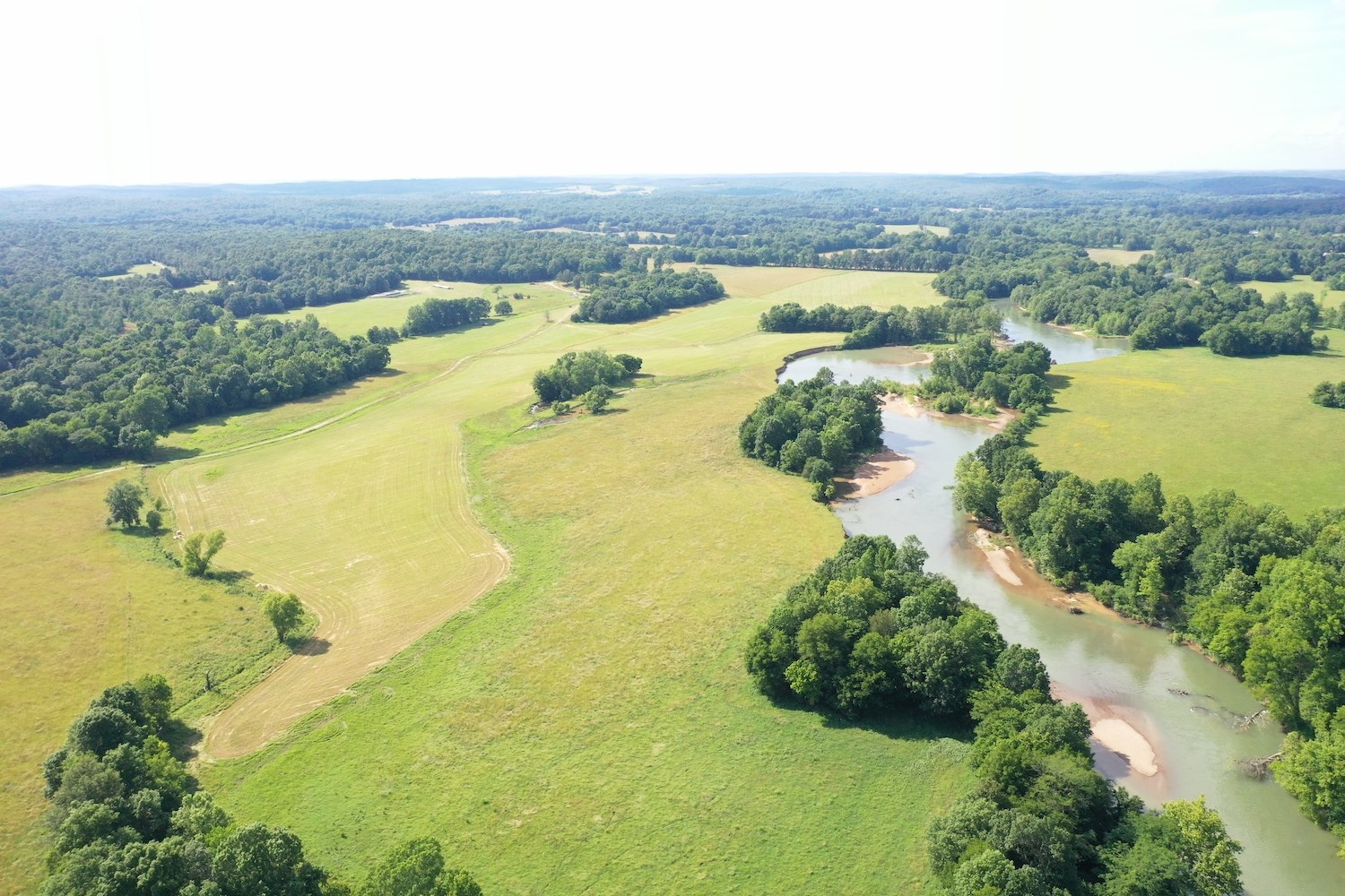 River Farm for Sale in the Ozarks