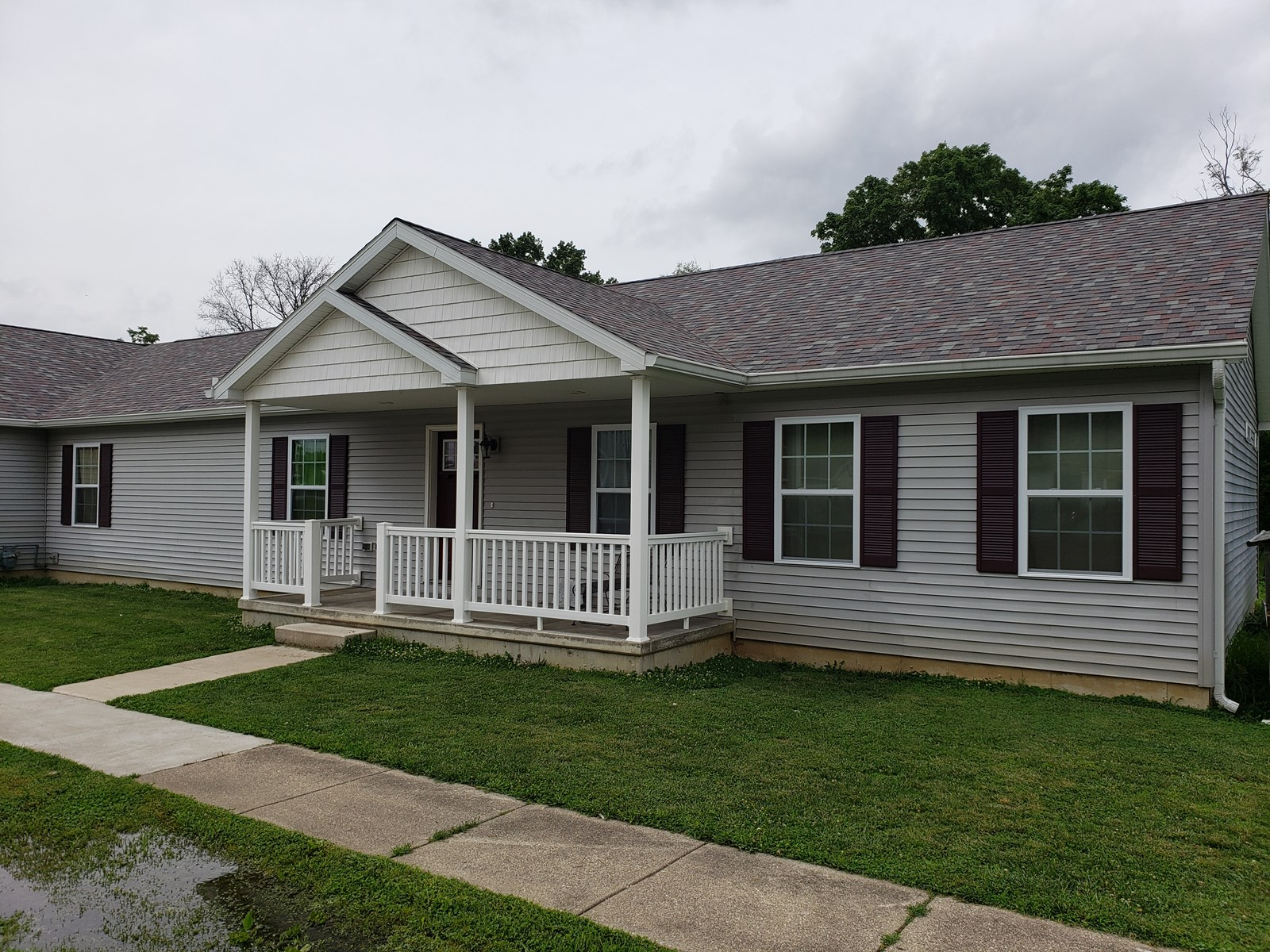 Spacious 3 Bedroom, 2 Bath with 3 Car Garage, & Basement