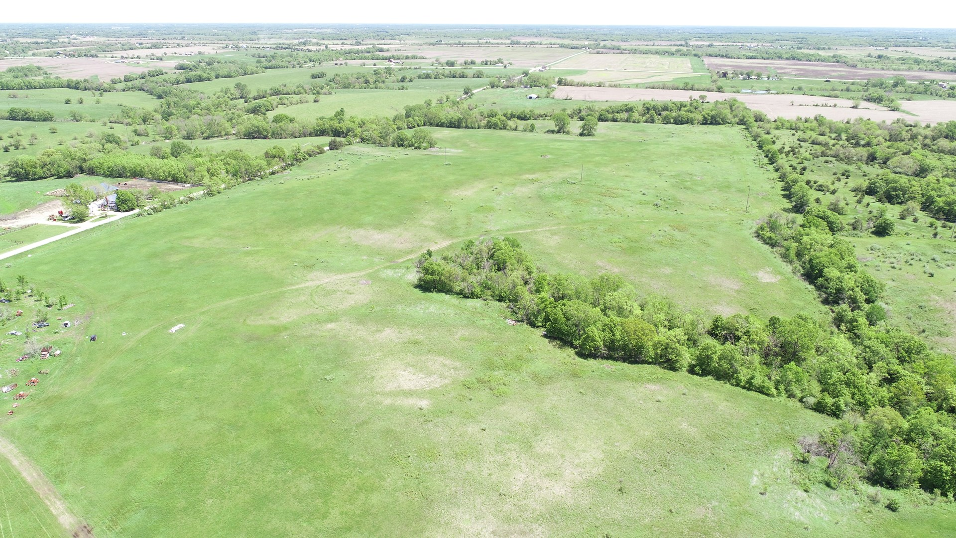 Appanoose County Investment & Recreational Land for Sale