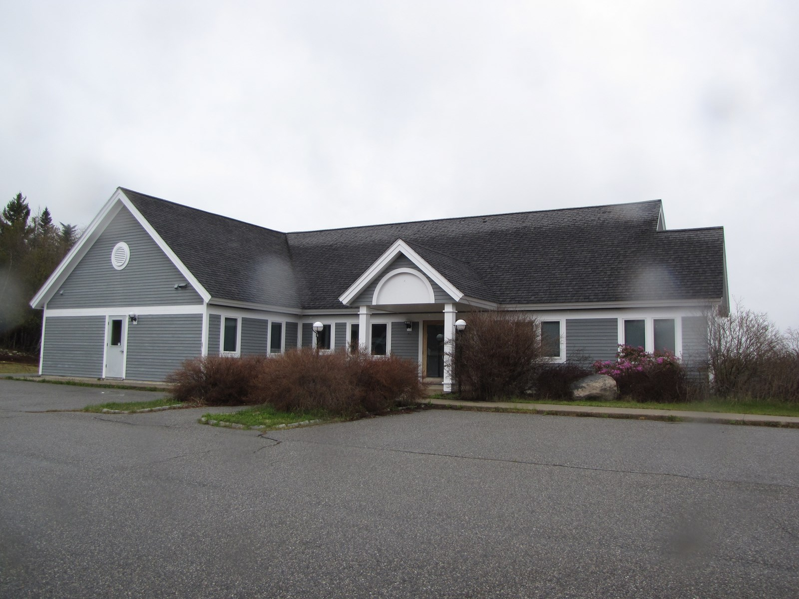Ocean View Office Building For Sale in Machiasport, Maine