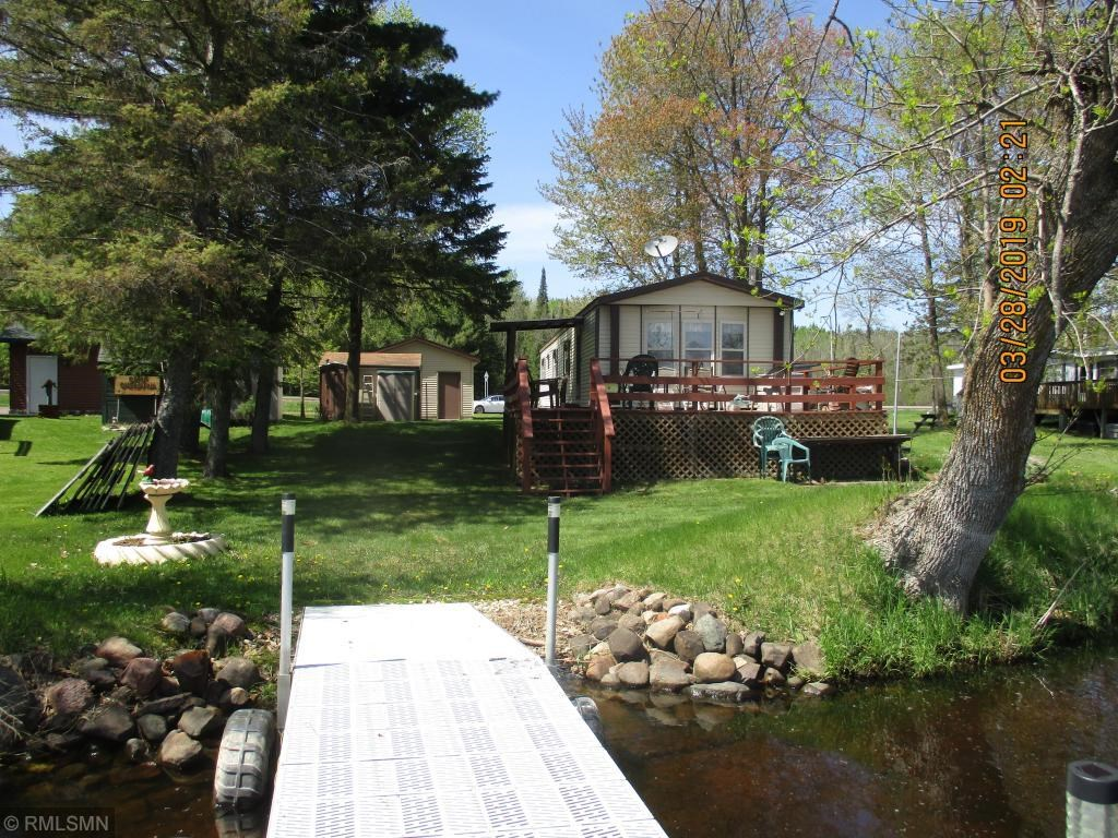 Lakefront Cabin For Sale on Big Pine Lake, Near Mille Lacs