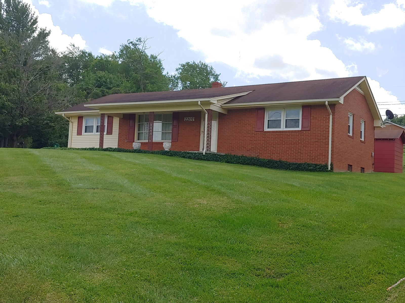 Sweet Brick Home for Sale in Christiansburg VA!