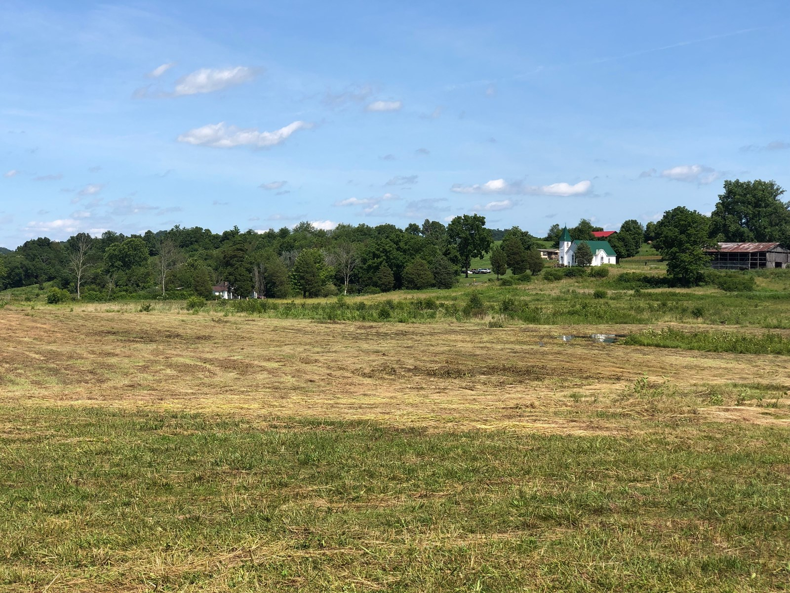 .78 Acre Unrestricted Lot In Rogersville, TN For Sale