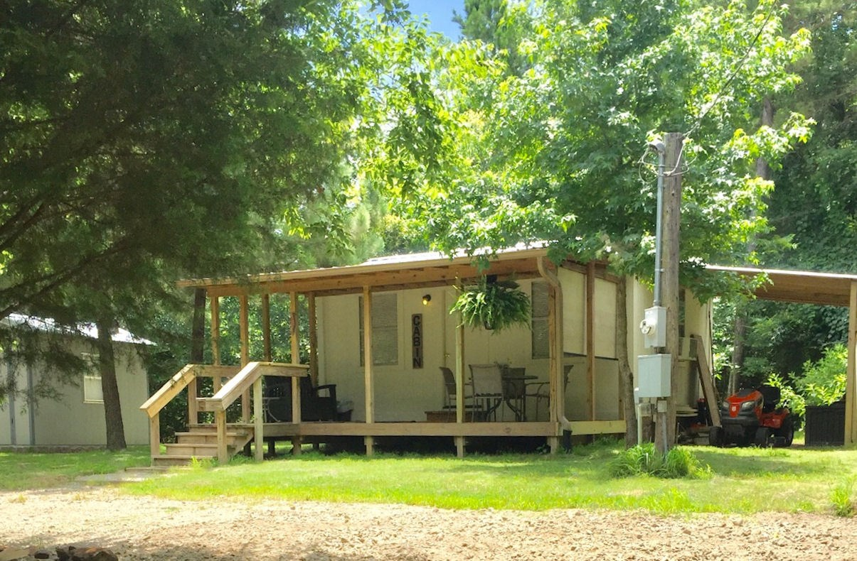 RURAL PROPERTY FOR SALE EAST TX   SMALL ACREAGE & CABIN