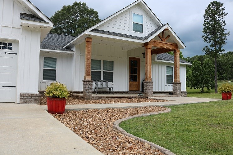 CUSTOMER HOME FOR SALE IN MELBOURNE, AR!