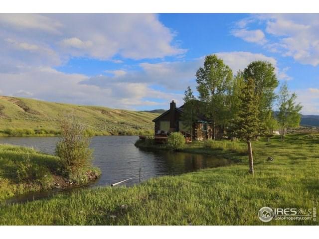 Mountain Riverfront Ranch Homes For Sale Colorado Cowdrey