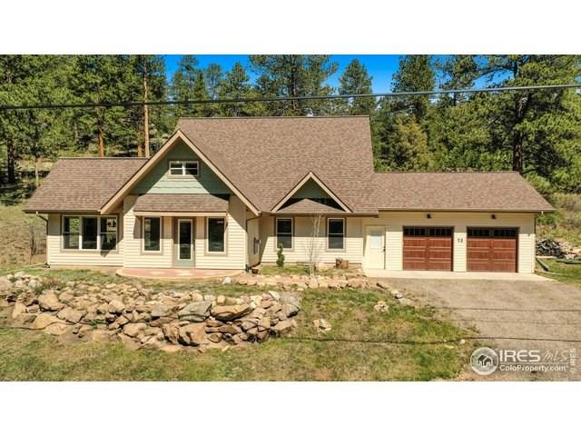 Mountain Riverfront  Homes For Sale Colorado Glen Haven