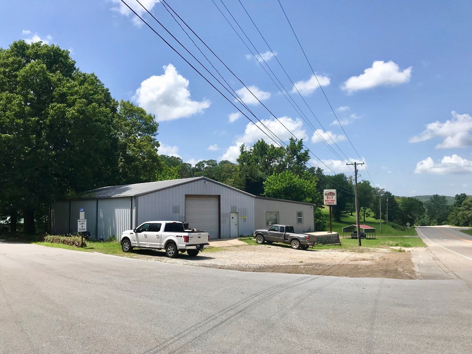 NWA Commercial Property For Sale in Winslow, AR