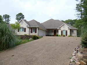 HOLLY LAKE RANCH GOLF COURSE HOME EAST TEXAS WOOD COUNTY