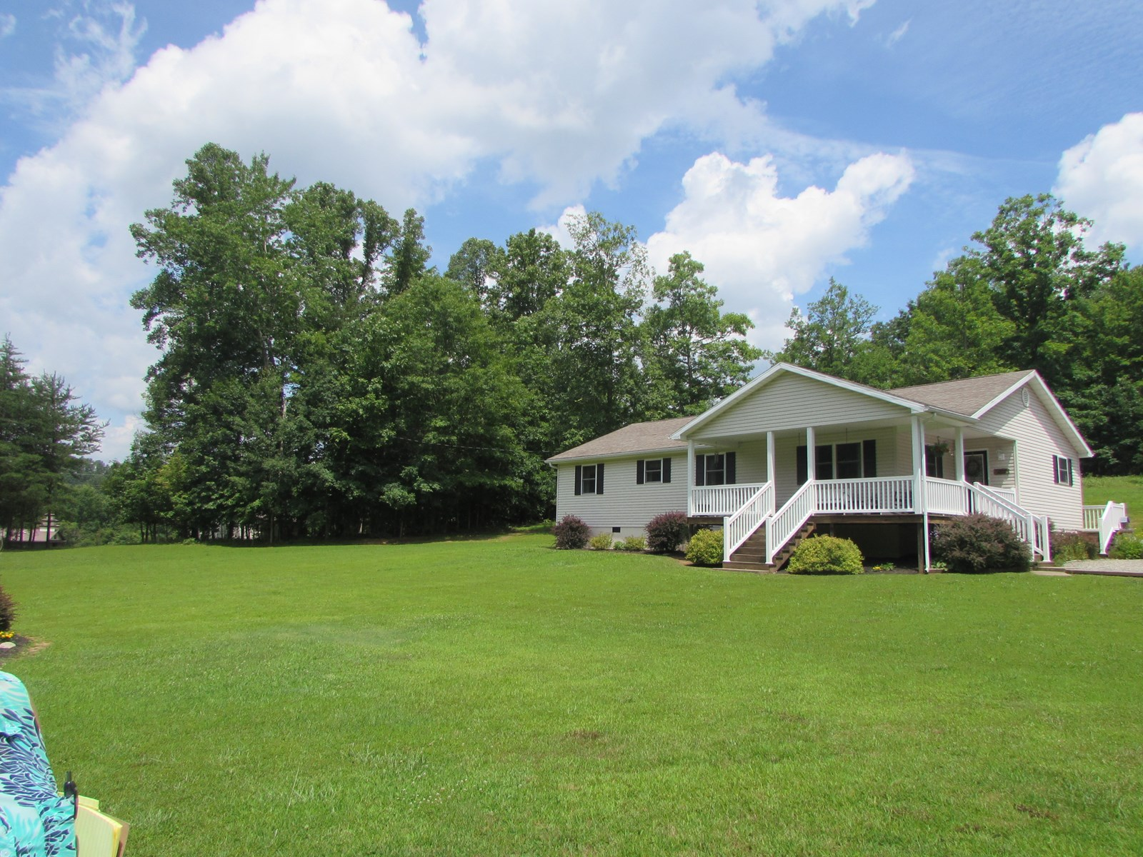 Beautiful Ranch Style Home located in Calhoun County, WV