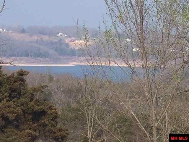 BULL SHOALS LAKE AREA BUILDING SITE FOR SALE