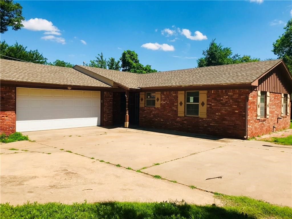 3 BEDROOM 2 BATH HOME FOR SALE IN ELK CITY OK