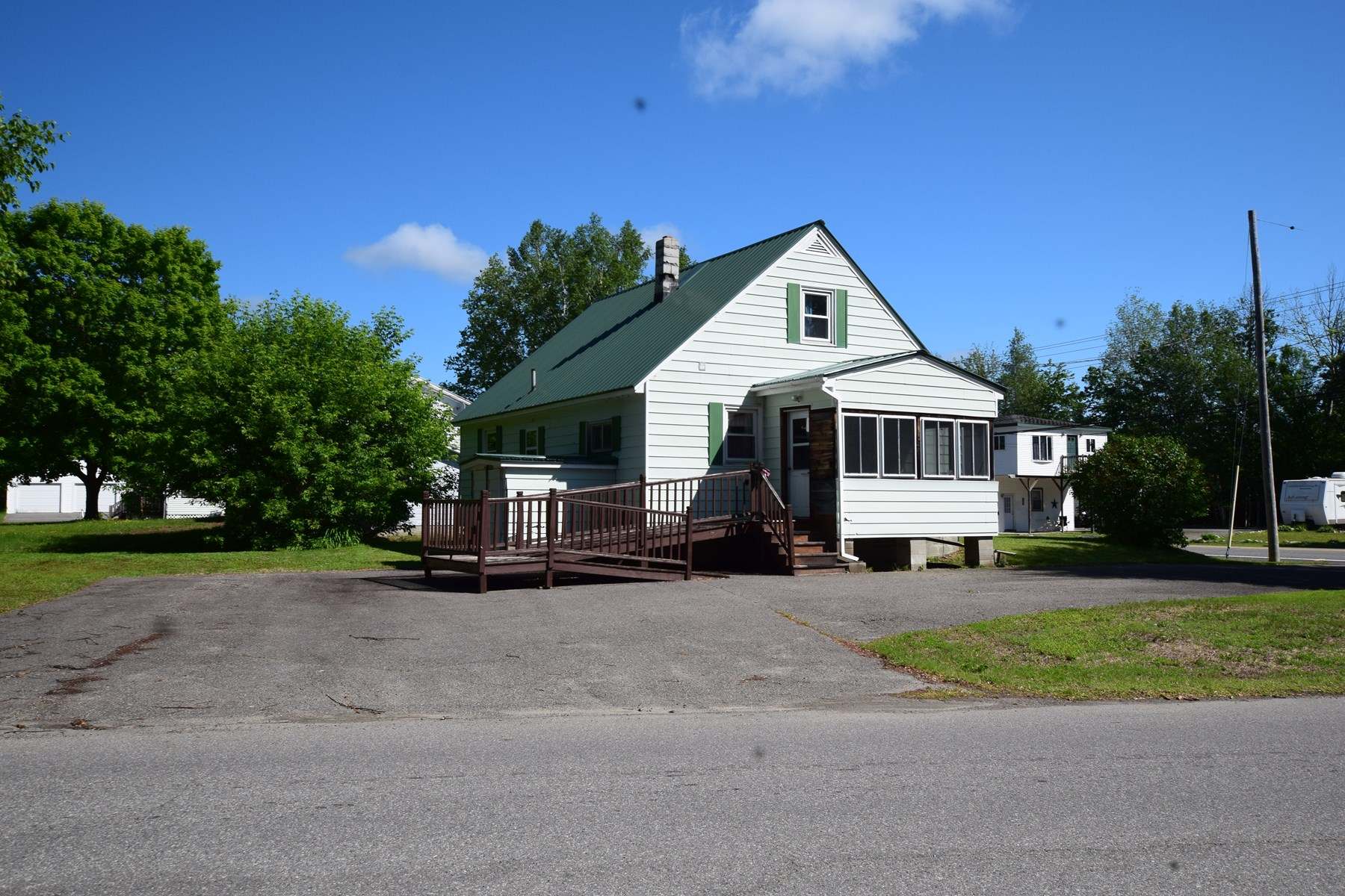 Country Home For Sale in Millinocket | Maine Real Estate