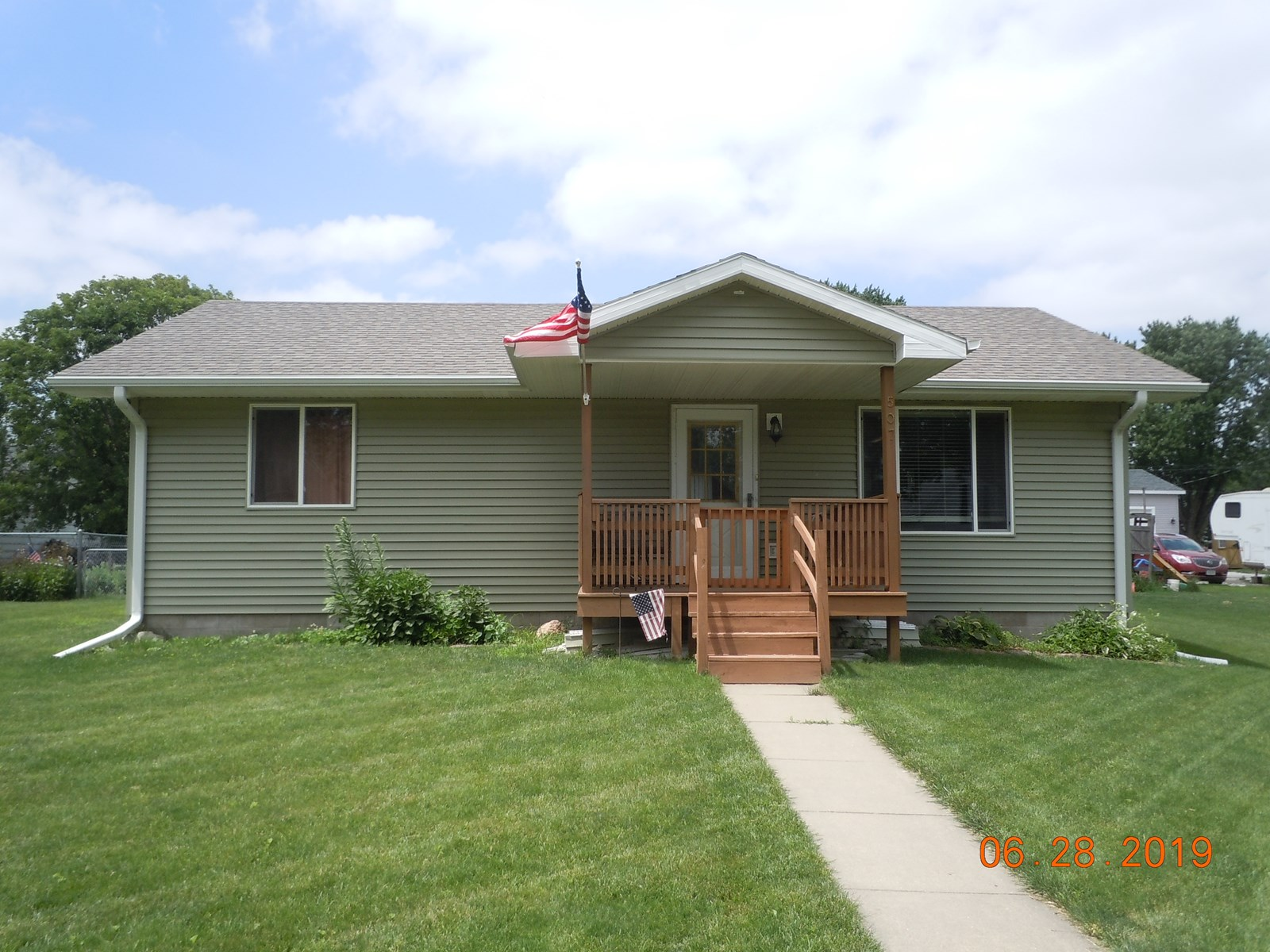 2 Bed/3 ba home for sale Logan Iowa