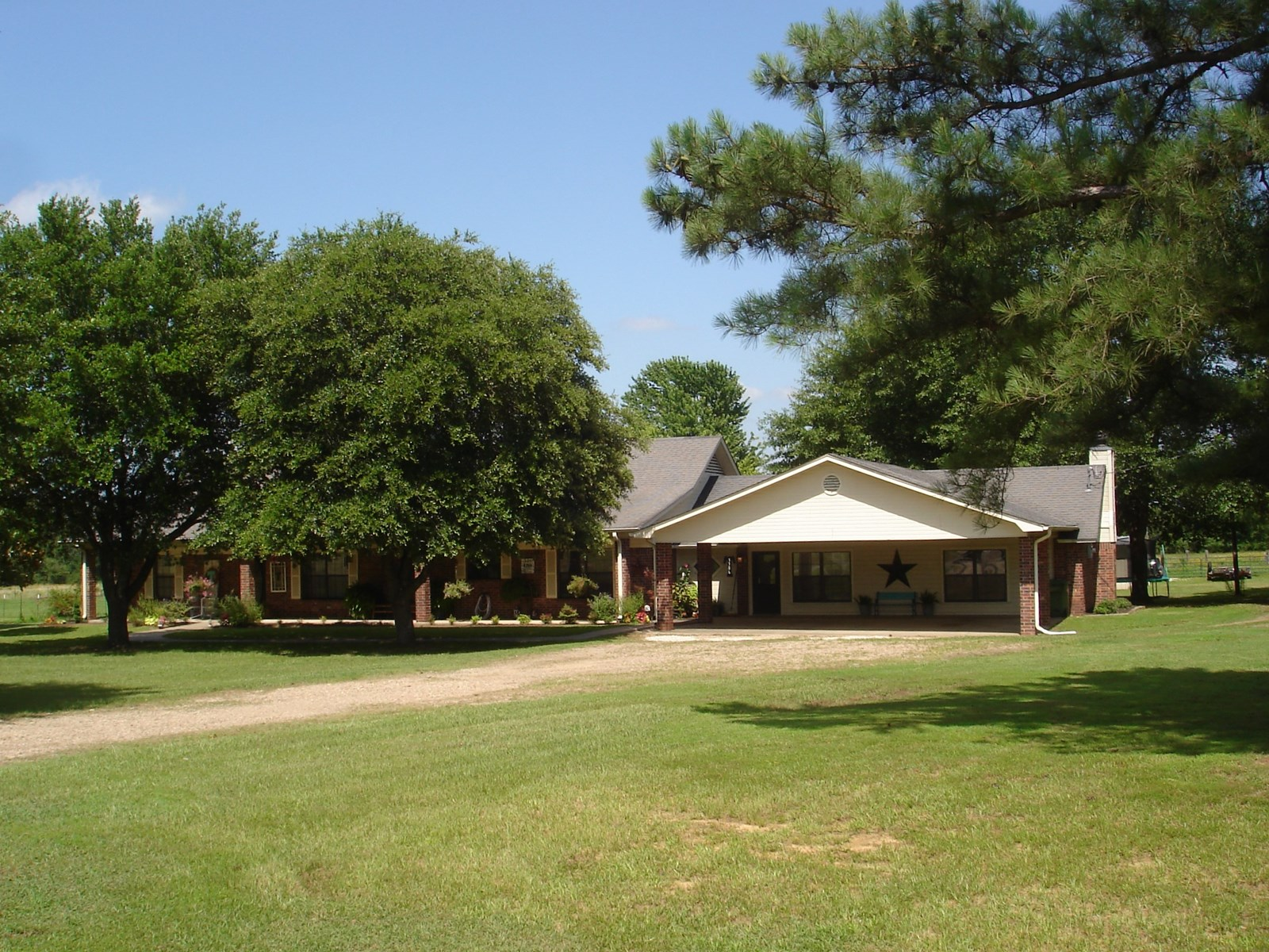 Country Home & Land Property For Sale Detroit Texas