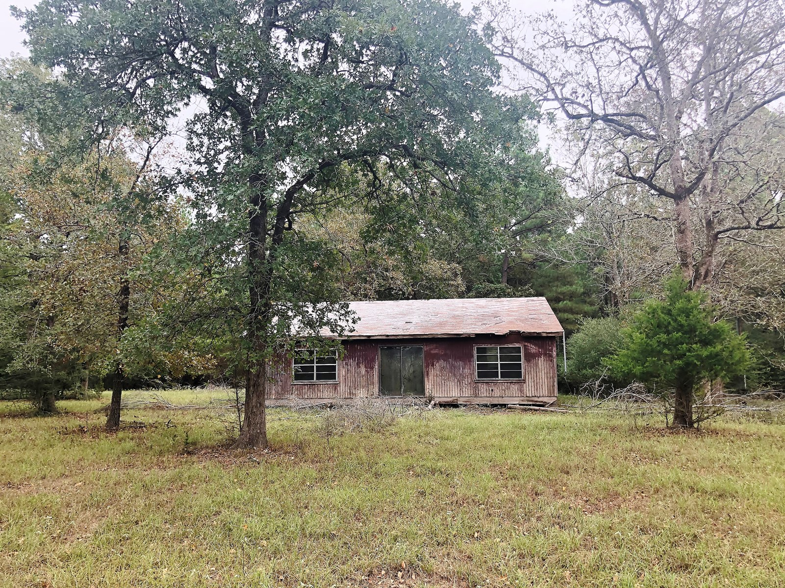 Wooded Acreage For Sale in Centerville, TX - 6.74 Acres