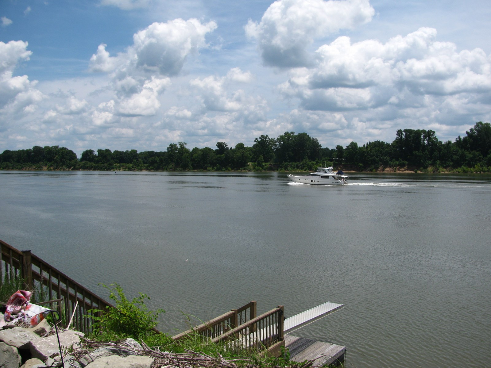 TENNESSEE RIVER PROPERTY FOR SALE NEAR SAVANNAH, TN