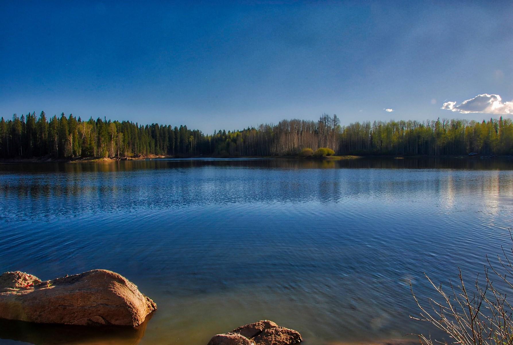 The Buckhorn Lakes