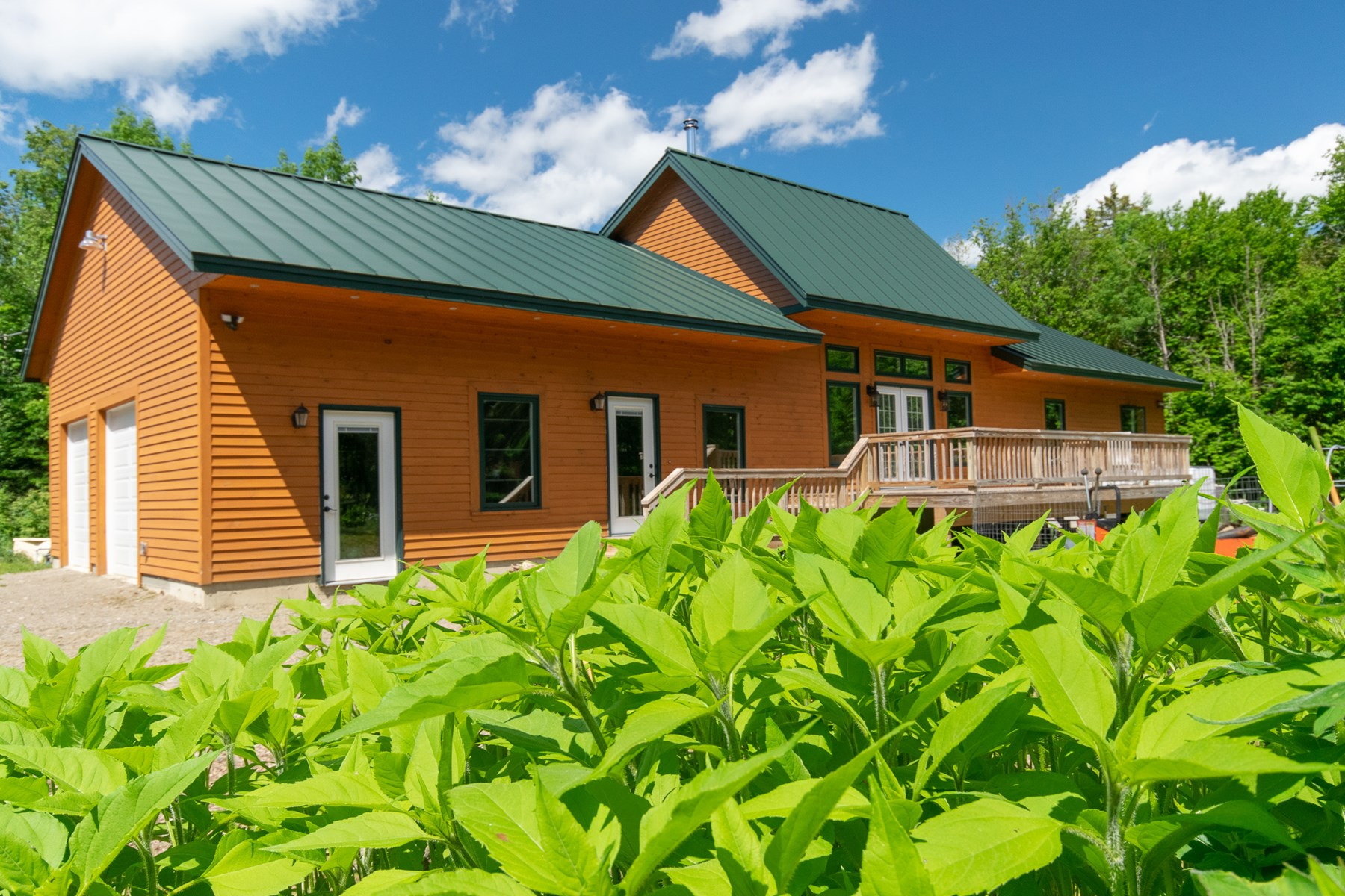 Passive Solar Home For Sale | Maine Real Estate