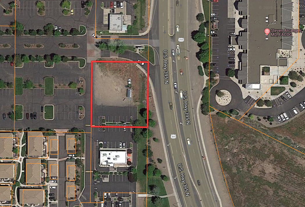 Commercial Lot/Development Opportunity For Sale Minden, NV