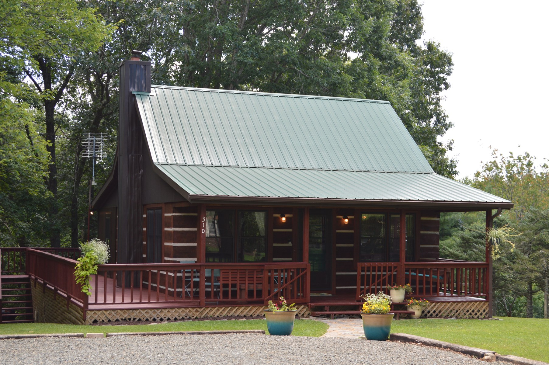 Quaint Cabin for sale in Independence, VA 2 BR 1 BA