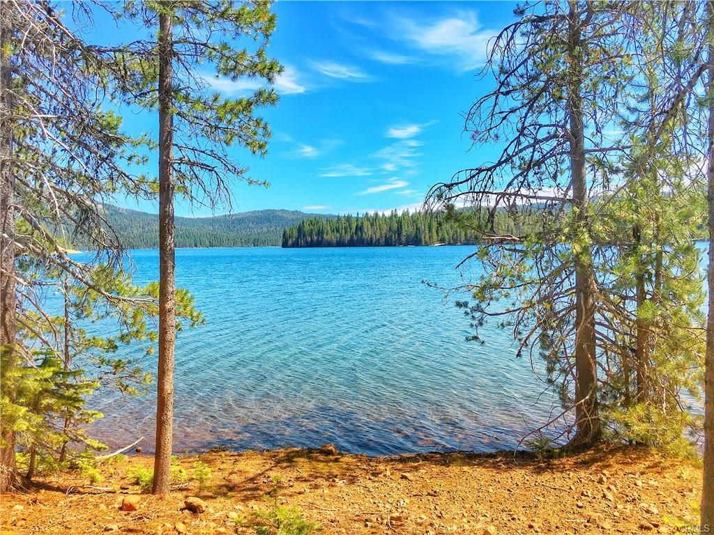 Lakefront Property For Sale Little Grass Valley Reservoir