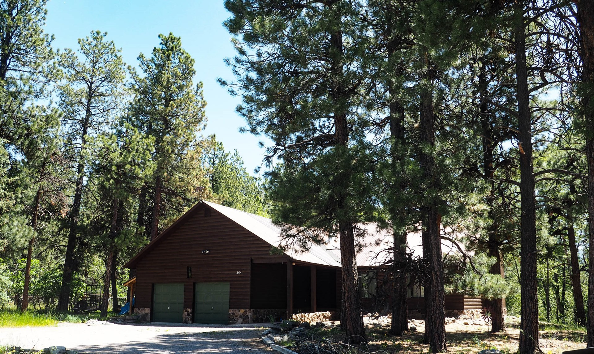 Beautiful Home For Sale Chama NM in the Pines