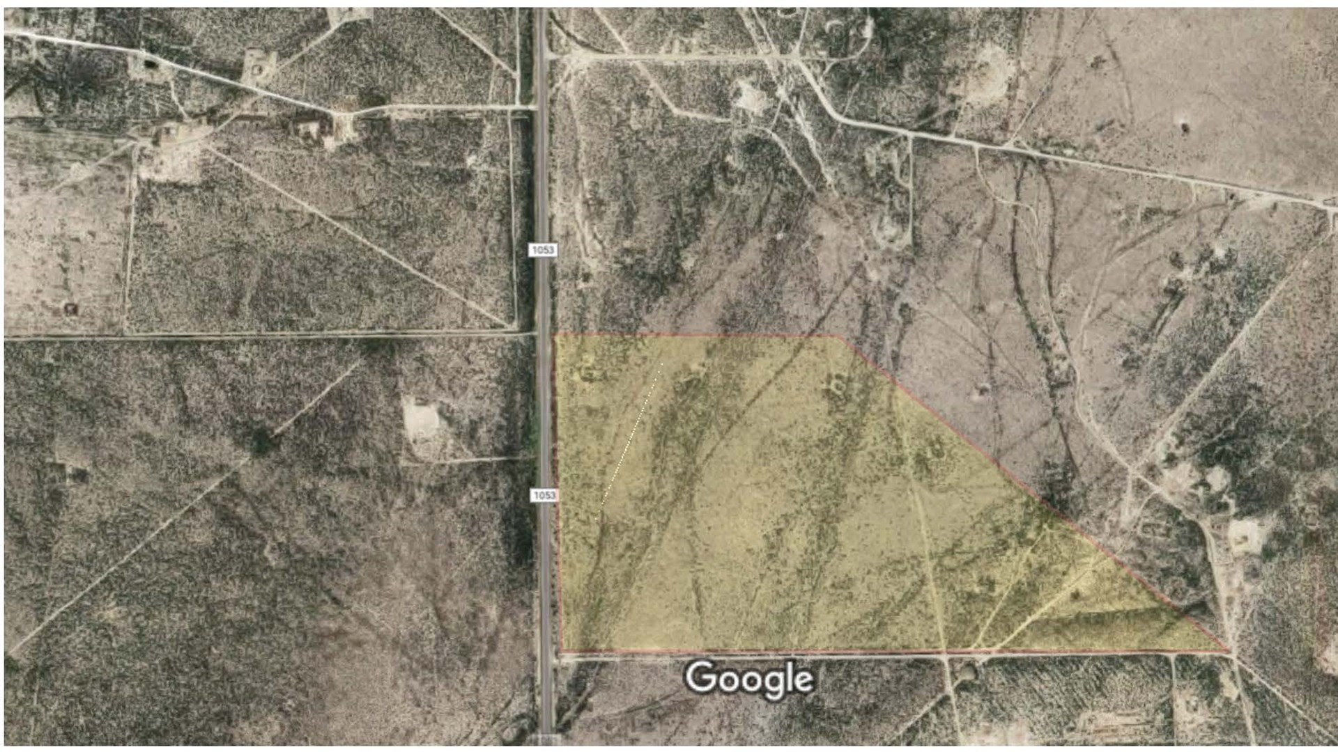 160 ACRE RANCH BETWEEN IMPERIAL AND FORT STOCKTON, TX