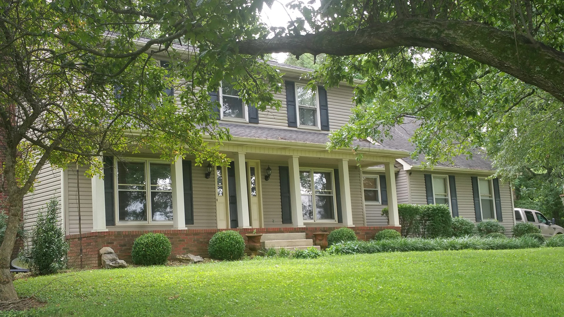 4 bedroom 2 bath country home for sale near Franklin, Ky.