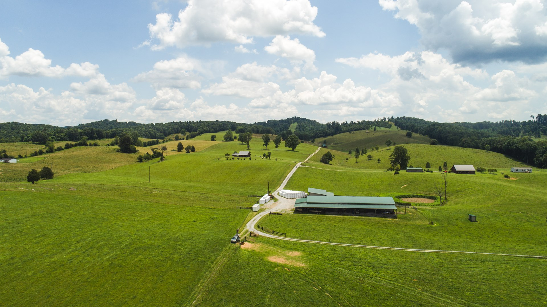 300 Acre Pristine Ranch Powell Valley, Ewing, VA For Sale